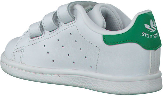 White ADIDAS Sneakers STAN SMITH CF C - large