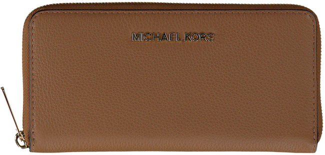 Cognac MICHAEL KORS Wallet BEDFORD CONTINENTAL - large