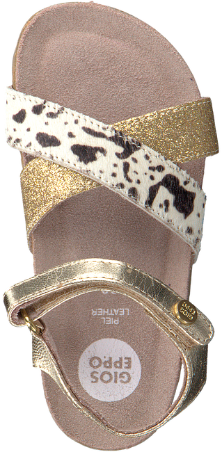 Gold GIOSEPPO Sandals H48889  - large
