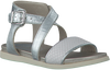 Silver UNISA Sandals PACY - small