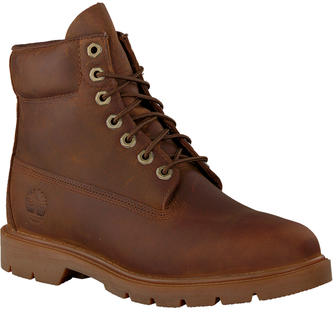 Brown TIMBERLAND Lace-up boots 6 IN BASIC BOOT NONCONTRAST  - large