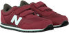 Red NEW BALANCE Sneakers KV396 - small