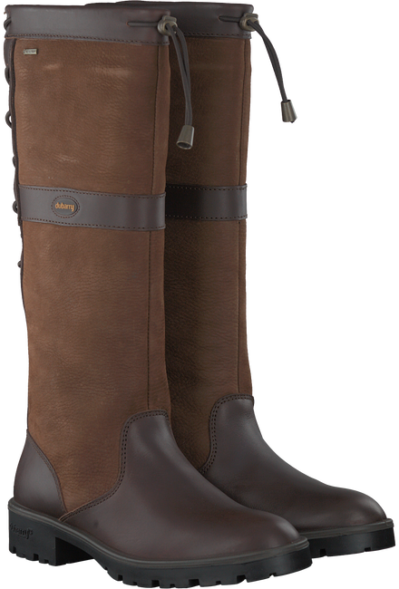 Brown DUBARRY High boots GLANMIRE - large