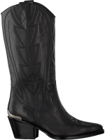 Black LOLA CRUZ High boots 290B10BK  - medium