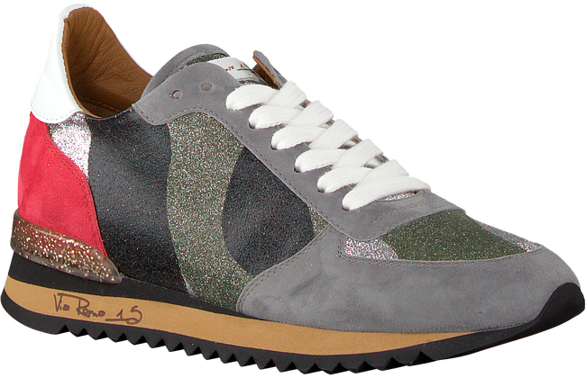Grey VIA ROMA 15 Sneakers 2462 - large