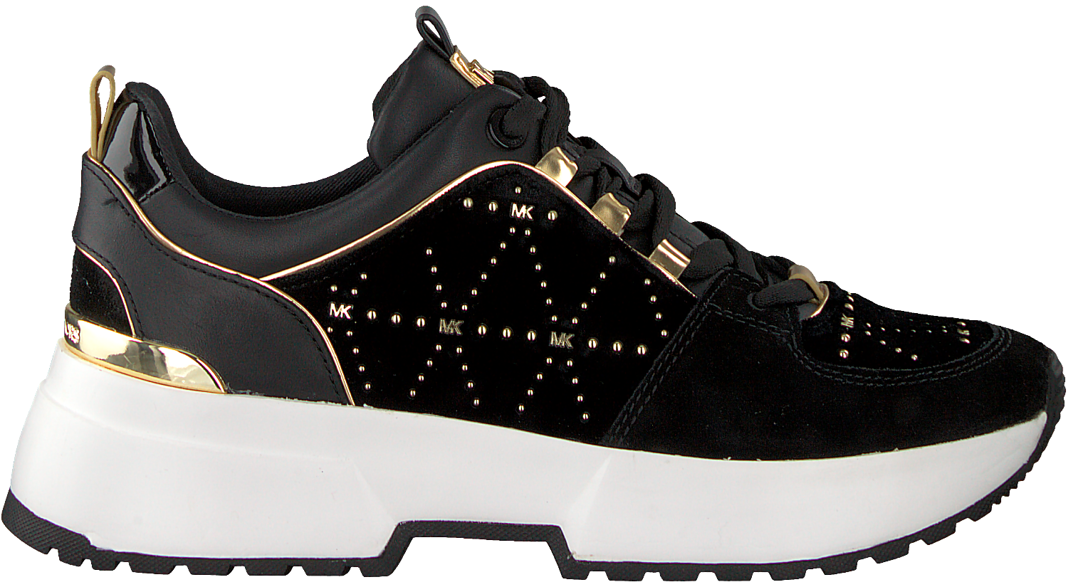 e6398a74d1b Black MICHAEL KORS Sneakers COSMO TRAINER - large. Next