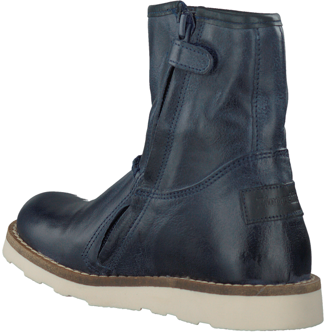 Blue PINOCCHIO High boots P2405 - large