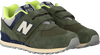 Green NEW BALANCE Sneakers YV574/IV574 - small