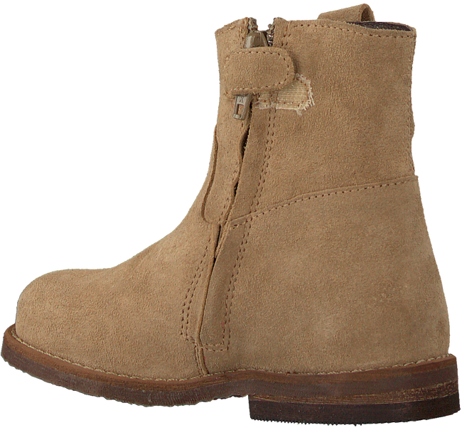 Taupe CLIC! High boots CL9064 - large