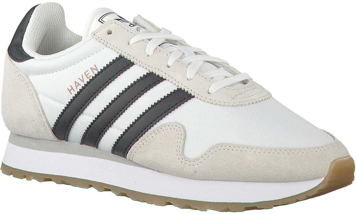White ADIDAS Sneakers HAVEN HEREN - Omoda.com
