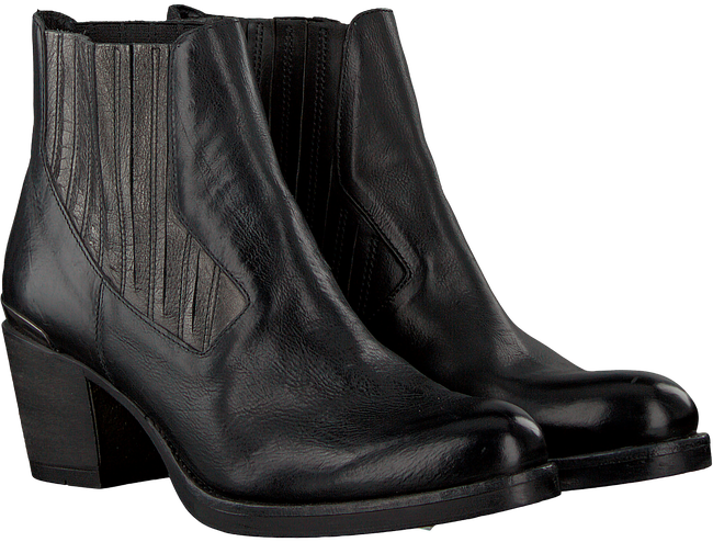 Black VIA VAI Booties 5105025 - large