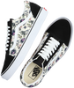 Black VANS Low sneakers UA OLD SKOOL WMN  - small