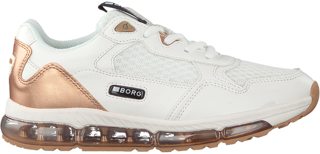White BJORN BORG Low sneakers X500 MSH  - large