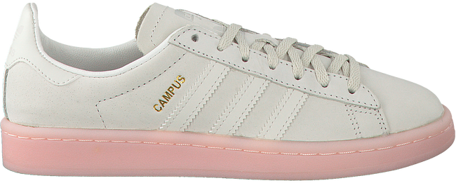 White ADIDAS Sneakers CAMPUS DAMES