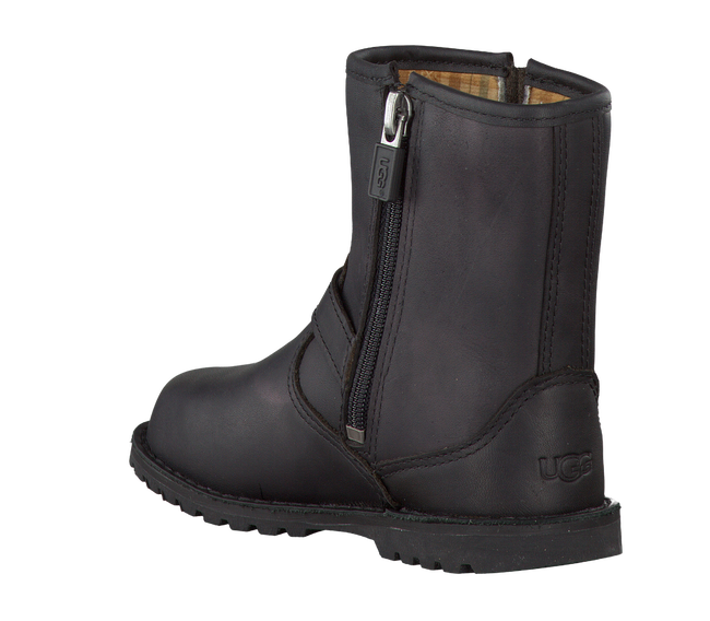 Black UGG High boots HARWELL - large