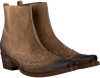 Brown SENDRA Ankle boots 11783 - small