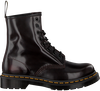 Red DR MARTENS Lace-up boots 1460 - small
