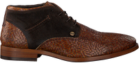 Brown REHAB Business shoes SALVADOR WEAVE  - medium