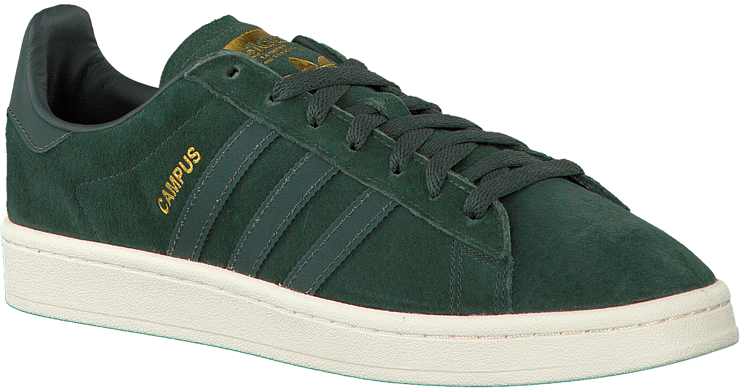 Green ADIDAS Sneakers CAMPUS HEREN - Omoda.com