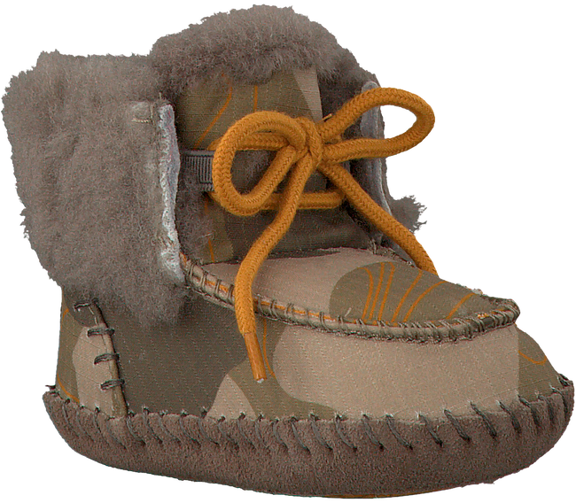 Green UGG Baby shoes SPARROW - large