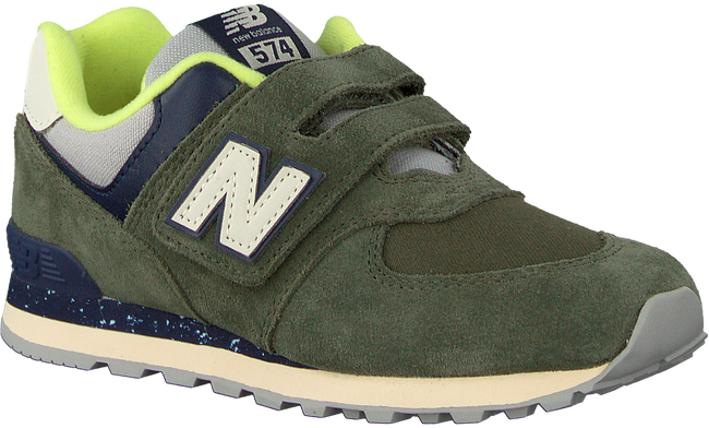 Green NEW BALANCE Sneakers YV574/IV574 - large