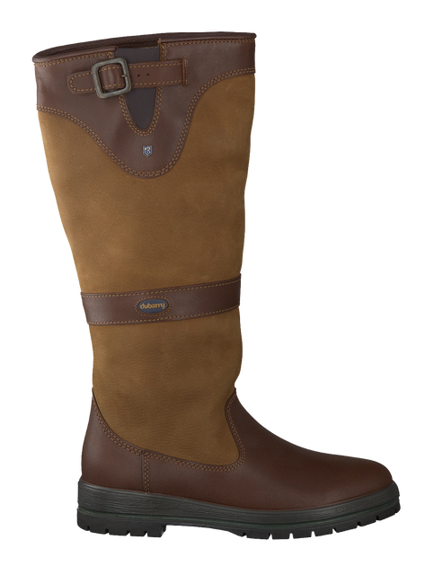 Brown DUBARRY High boots TIPPERARY - large