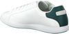 White LACOSTE Sneakers GRADUATE LCR3 - small