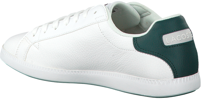 White LACOSTE Sneakers GRADUATE LCR3 - large