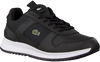 Black LACOSTE Sneakers JOGGEUR 2.0 318 1 SPM - small