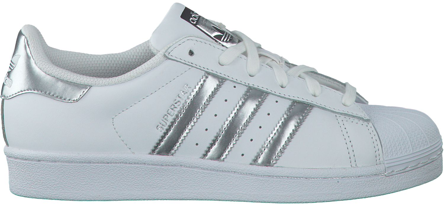 233b773f332 White ADIDAS Sneakers SUPERSTAR DAMES - large. Next