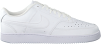 White NIKE Low sneakers COURT VISION LOW  - medium