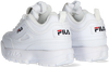 White FILA Low sneakers DISRUPTOR INFANTS  - small