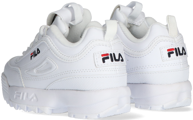White FILA Low sneakers DISRUPTOR INFANTS  - large
