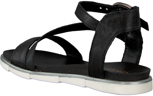 Black MJUS (OMODA) Sandals 740019 - large