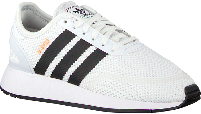 White ADIDAS Sneakers N-5923 J - large