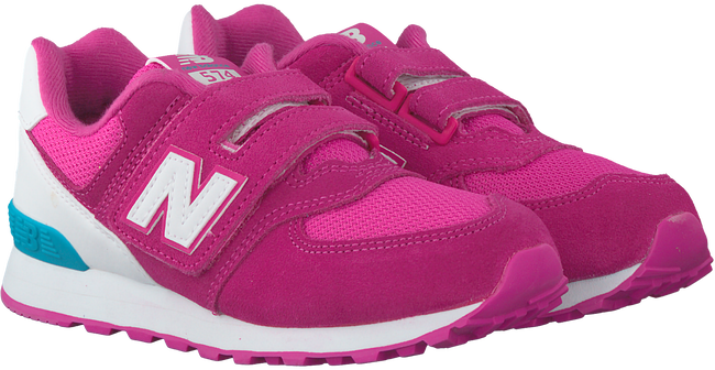 Pink NEW BALANCE Sneakers KV574 - large