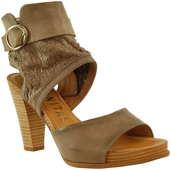 Taupe HISPANITAS Sandals 13662 - large