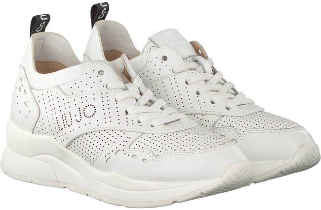 White LIU JO Sneakers KARLIE 14  - large