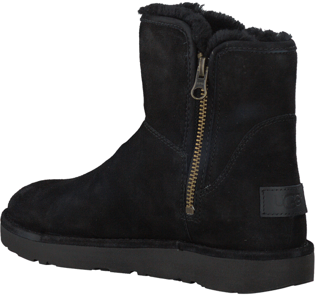 Black UGG Fur boots ABREE MINI - large