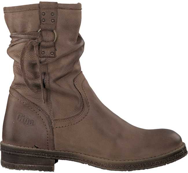 Brown GIGA High boots 5327 - large