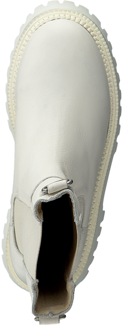 White BRONX Chelsea boots GROOV-Y 47268  - large