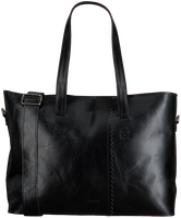Black MYOMY Handbag WRAPPED WORKBAG  - medium