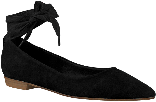 Black FRED DE LA BRETONIERE Ballet pumps 140010005 - large