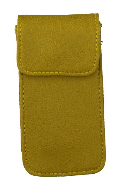 Yellow BOO! Phone/ tablet case GOYA - large