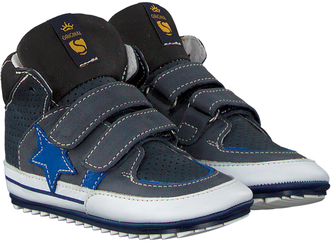 Blue SHOESME Baby shoes BP8W012 - large
