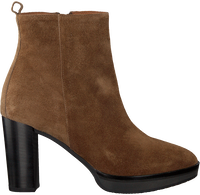 Taupe VIA VAI Booties CASSATT UNION  - medium