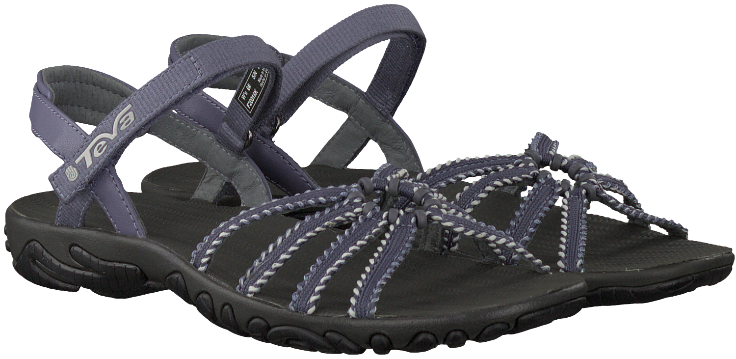 differently d191e 5aab2 Blue TEVA Sandals KAYENTA DREAM WEAVE 1004889
