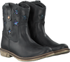 Black OMODA High boots 9000 - small