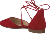 Red PAUL GREEN Ballet pumps 3399 - small