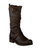 Brown OMODA High boots 8012 - small